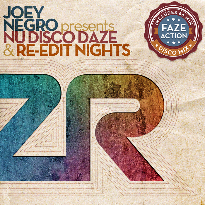 VARIOUS - Joey Negro presents Nu Disco Daze & Re-Edit Nights