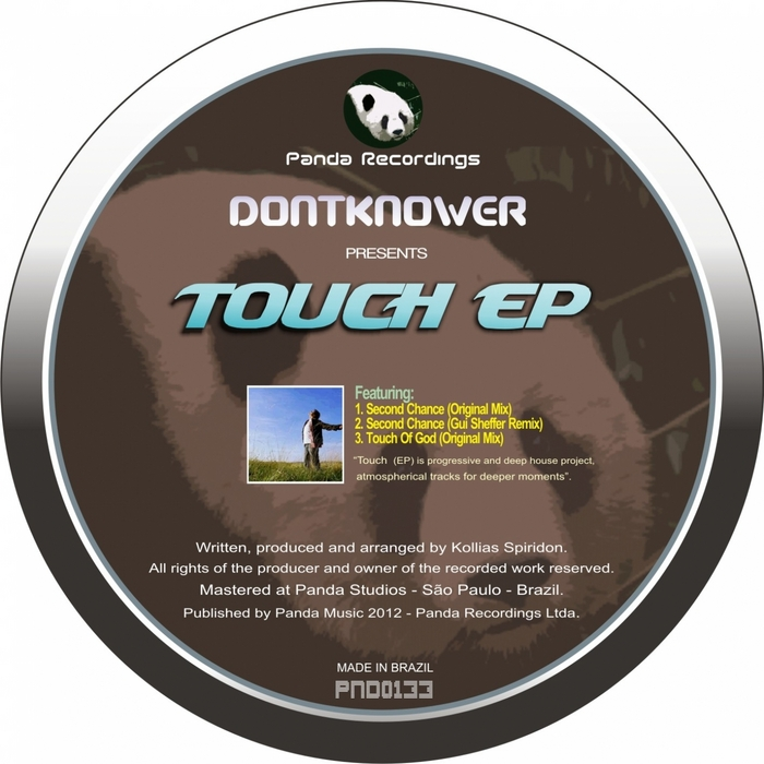 DONTKNOWER - Touch EP