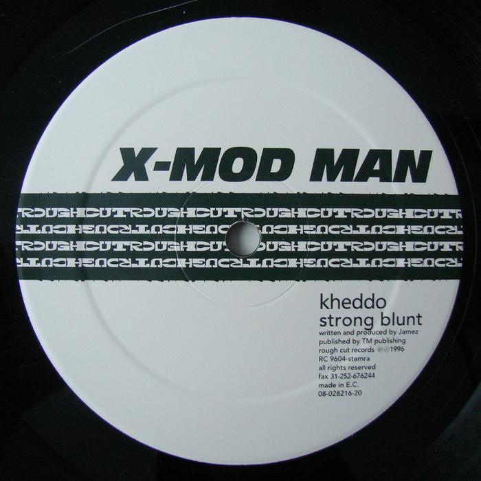 X MOD MAN - Kheddo EP