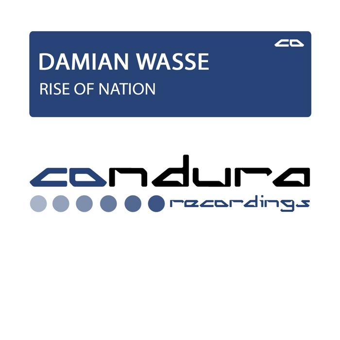 WASSE, Damian - Rise Of Nation