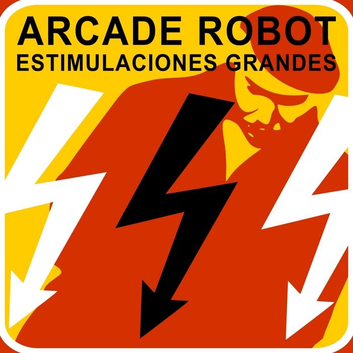 ARCADE ROBOT - Estimulaciones Grandes