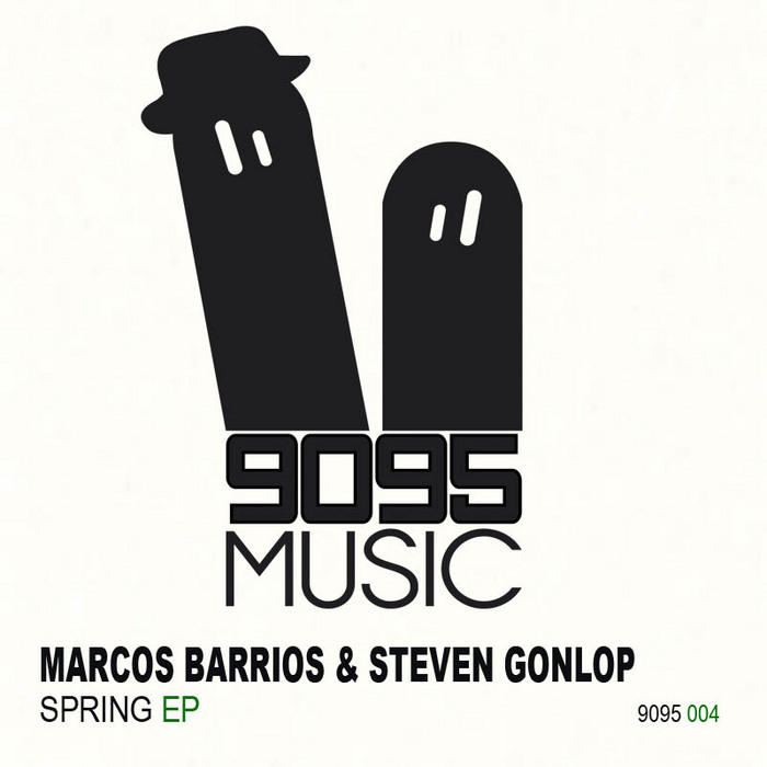 GONLOP, Steven/MARCOS BARRIOS - Spring EP