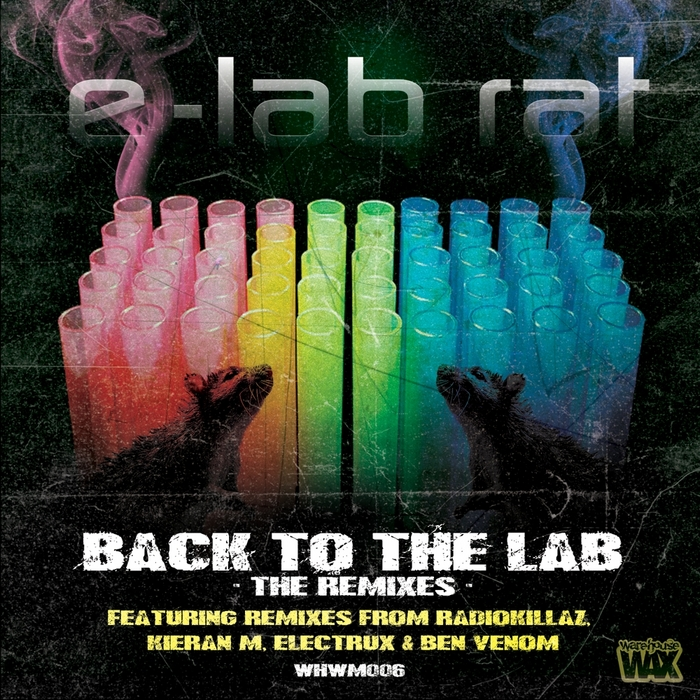 E LAB RAT - Back To The Lab (The remixes)