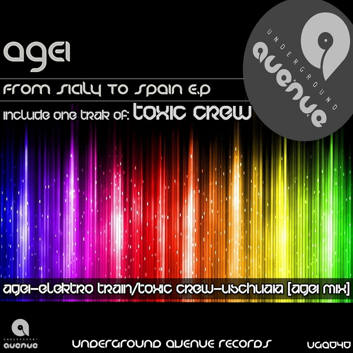 AGEI/TOXIC CREW - From Sicily To Spain