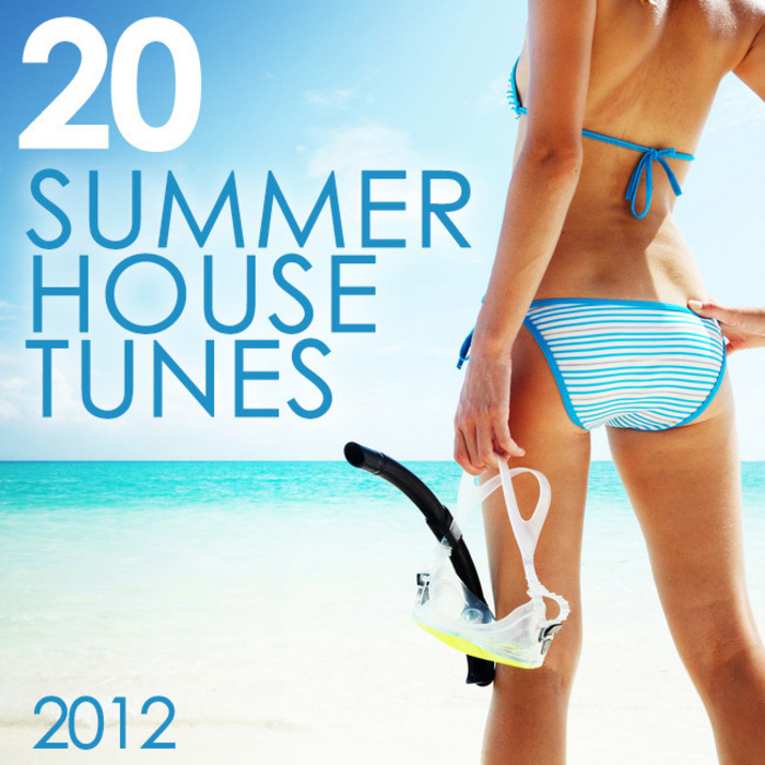 VARIOUS - 20 Summer House Tunes 2012