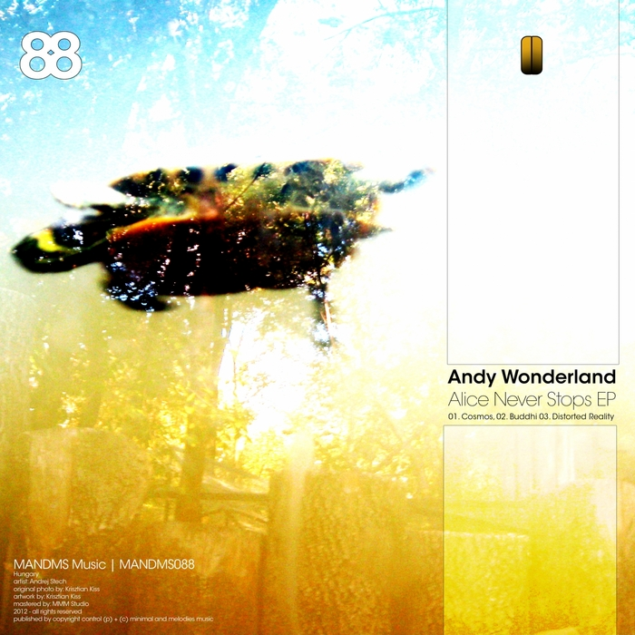 WONDERLAND, Andy - Alice Never Stops EP