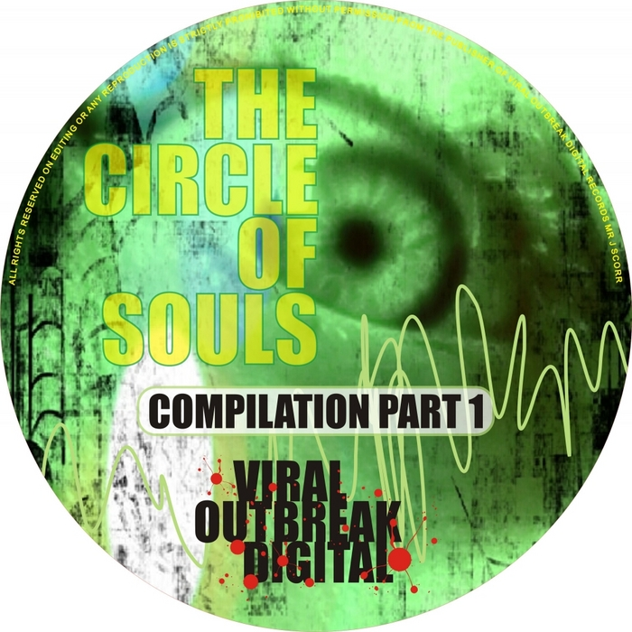 VARIOUS - The Circle Of Souls Compilation Part 1