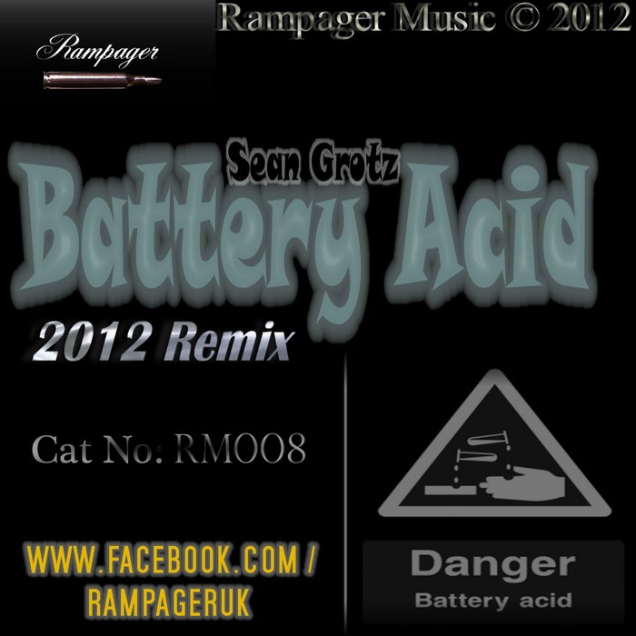 GROTZ, Sean - Battery Acid 2012