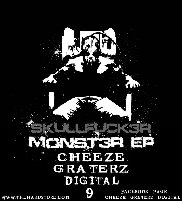 SKULLFUCK3R - Cheeze Graterz Digital #9