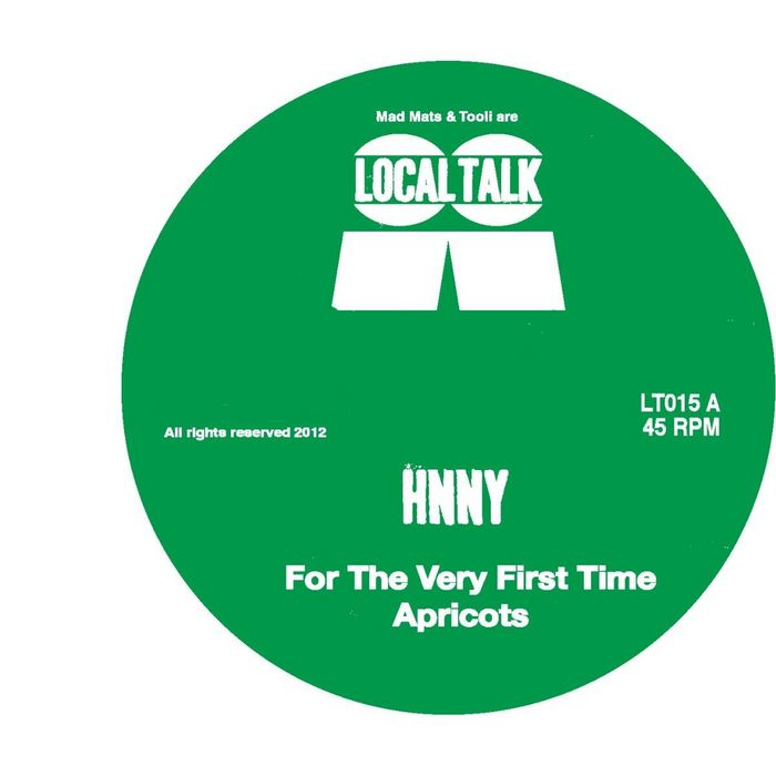 HNNY - For The Very First Time EP