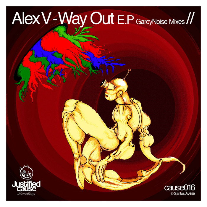 ALEX V - Way Out EP