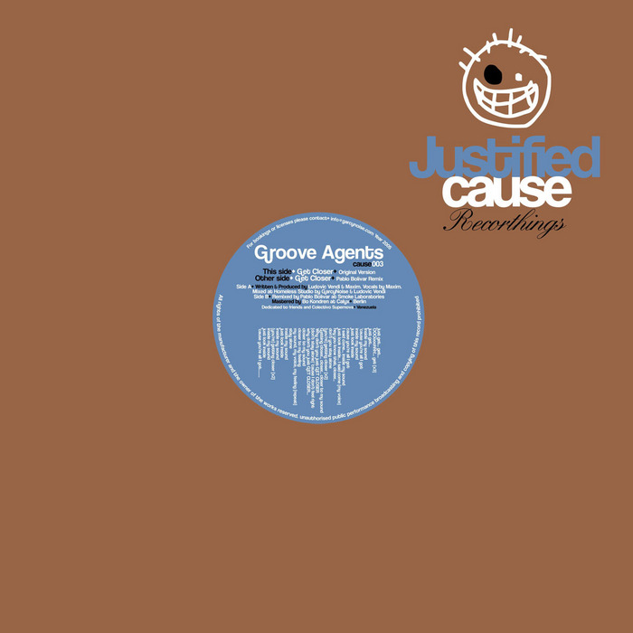 GROOVE AGENTS - Get Closer