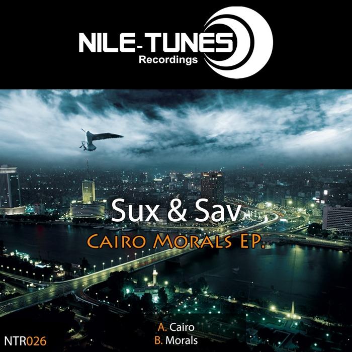 SUX & SAV - Cairo Morals EP