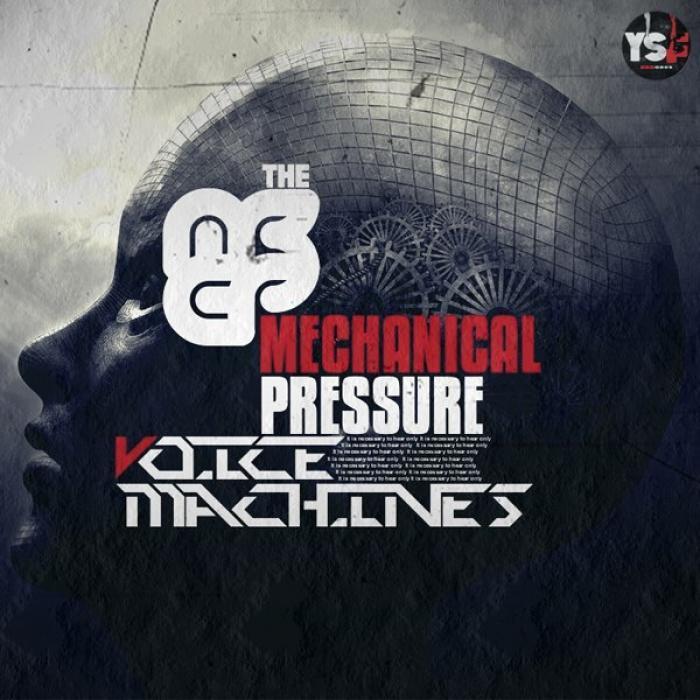 MECHANICAL PRESSURE, The - Voice Machines LP
