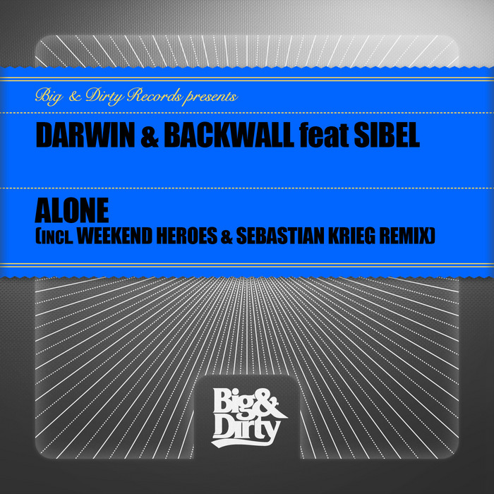 DARWIN/BACKWALL feat SIBEL - Alone