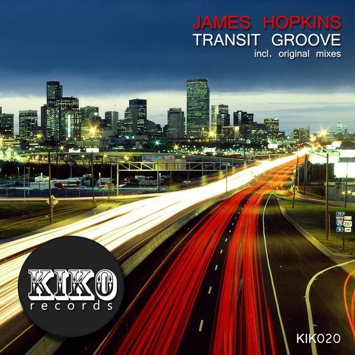 HOPKINS, James - Transit Groove