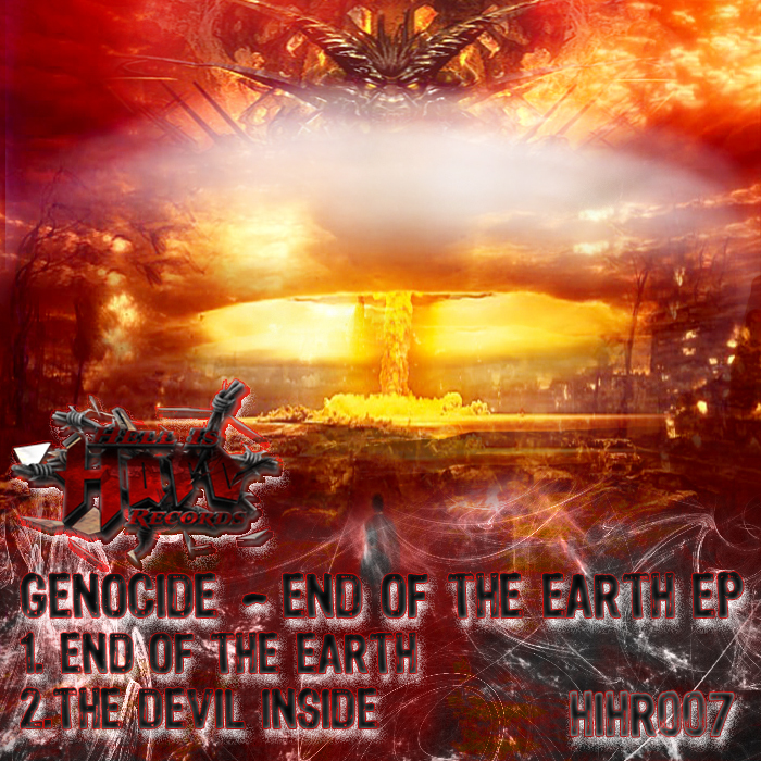 GENOCIDE - End Of The Earth EP