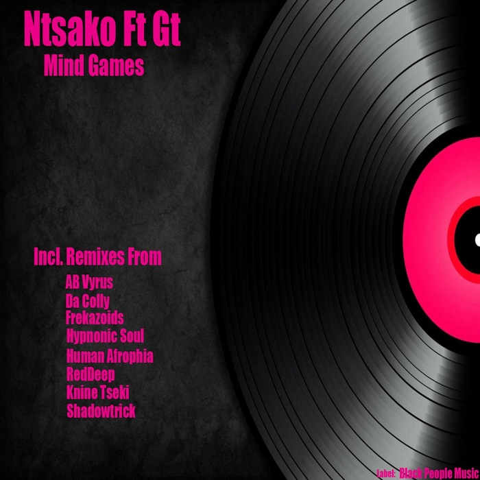 NTSAKO feat GT - Mind Games