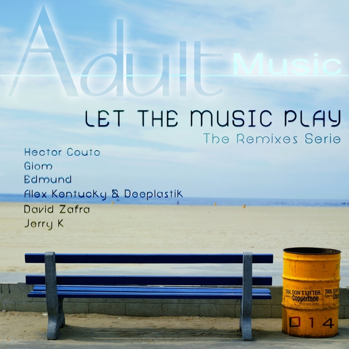 COUTO, Hector/SANTI GARCIA feat PABLO FIERRO - Let The Music Play (The remixes series)