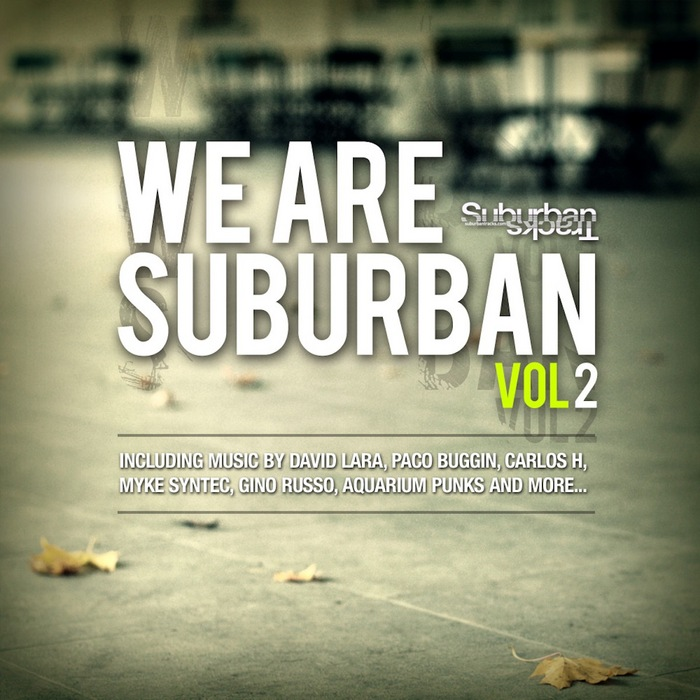 VARIOUS - We Are Suburban Vol 2