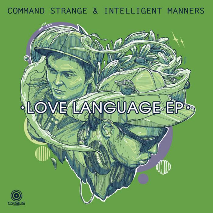INTELLIGENT MANNERS/COMMAND STRANGE - Love Language EP