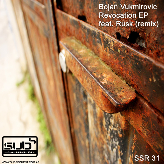 VUKMIROVIC, Bojan - Revocation EP