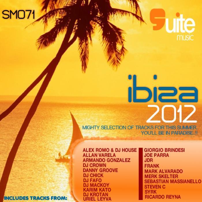 VARIOUS - Ibiza 2012