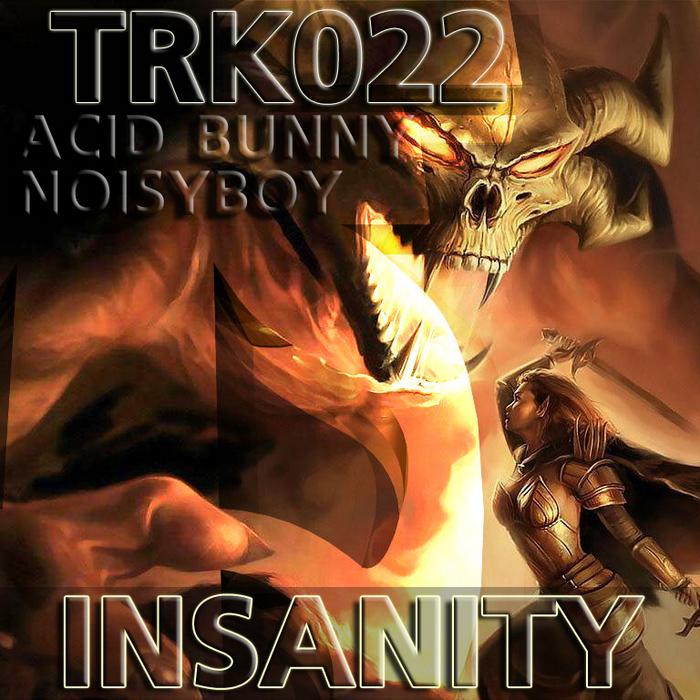 ACID BUNNY/NOISYBOY - Insanity
