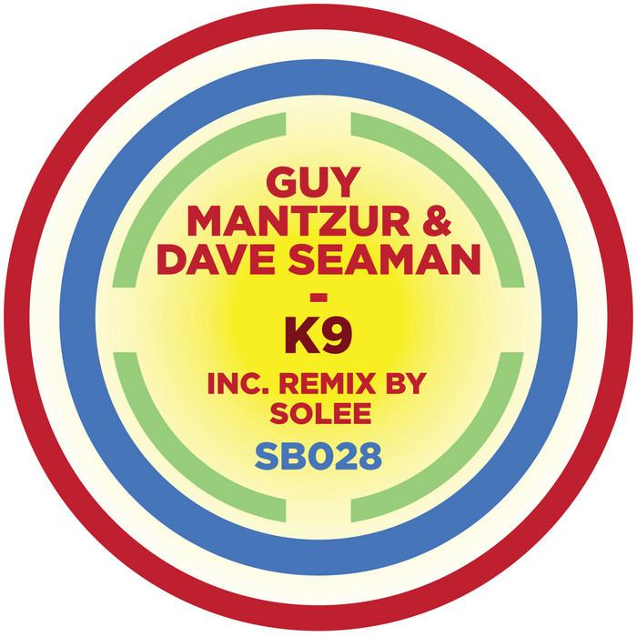 MANTZUR, Guy/DAVE SEAMAN - K9
