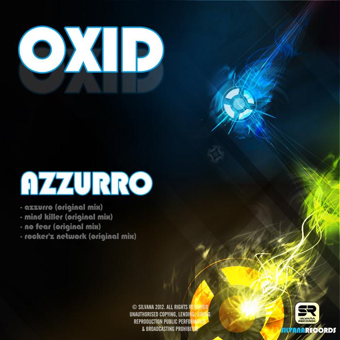 OXID - Azzurro