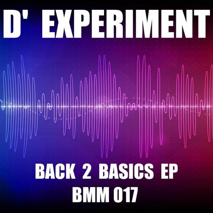 D EXPERIMENT - Back 2 Basics EP