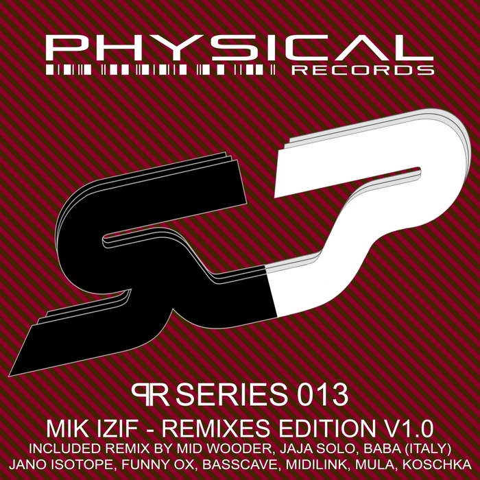 MIK IZIF - Remixes Edition V1.0
