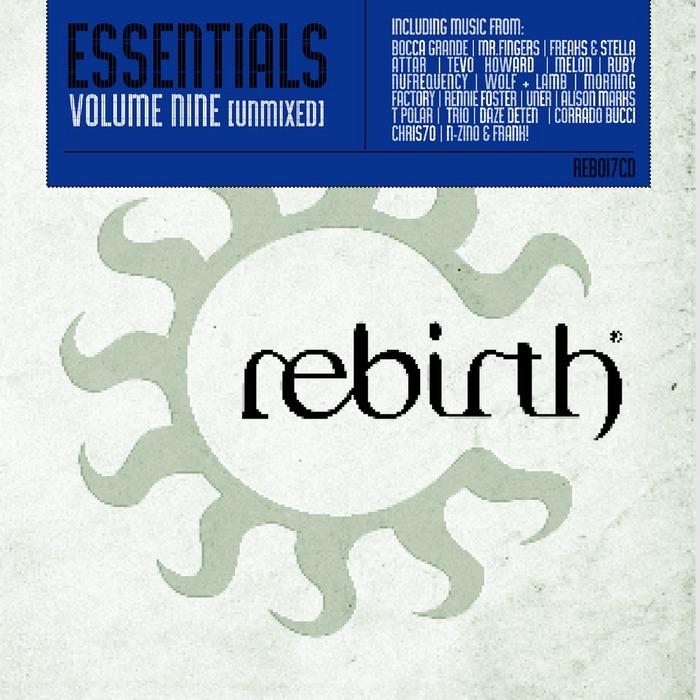 VARIOUS - Rebirth Essentials Volume Nine