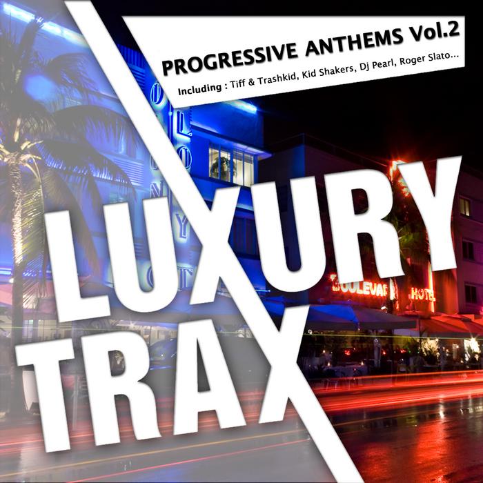 VARIOUS - Progressive Anthems Vol 2