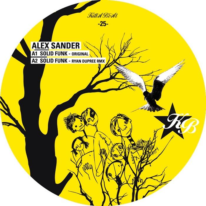ALEX SANDER - Solid Funk