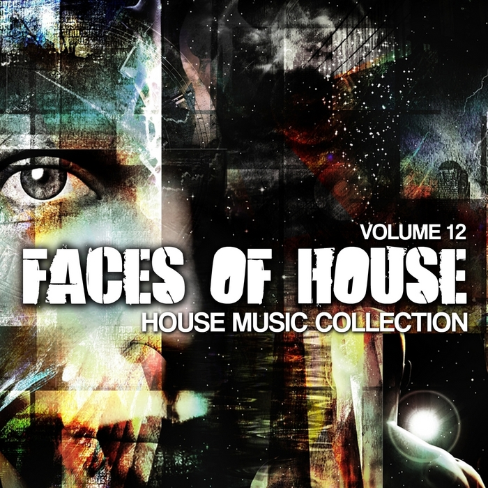 VARIOUS - Faces Of House (House Music Collection Vol 12)
