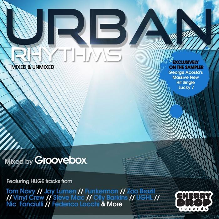 GROOVEBOX/VARIOUS - Urban Rhythms