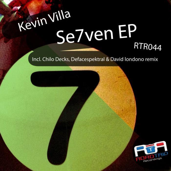 VILLA, Kevin - Se7ven EP