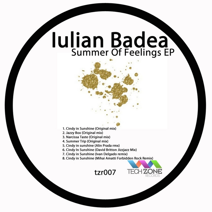 BADEA, Iulian - Summer Of Feelings EP