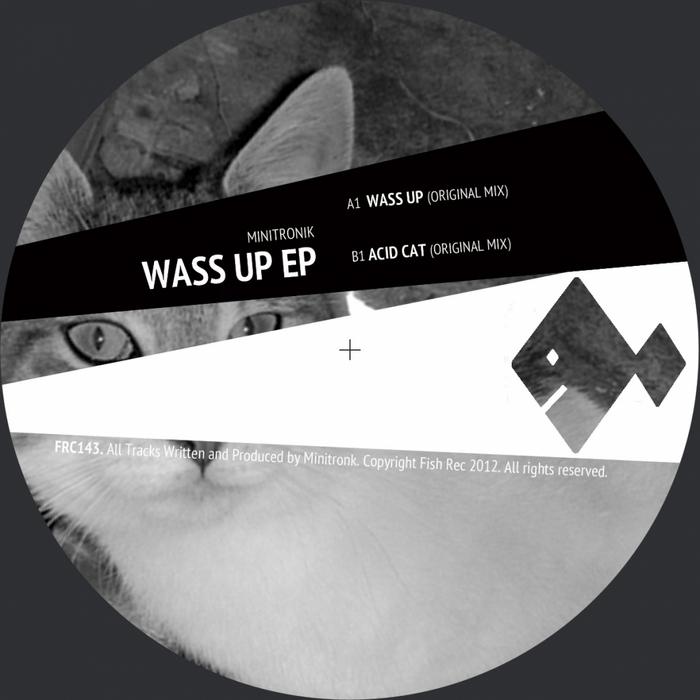 MINITRONIK - Wass Up EP