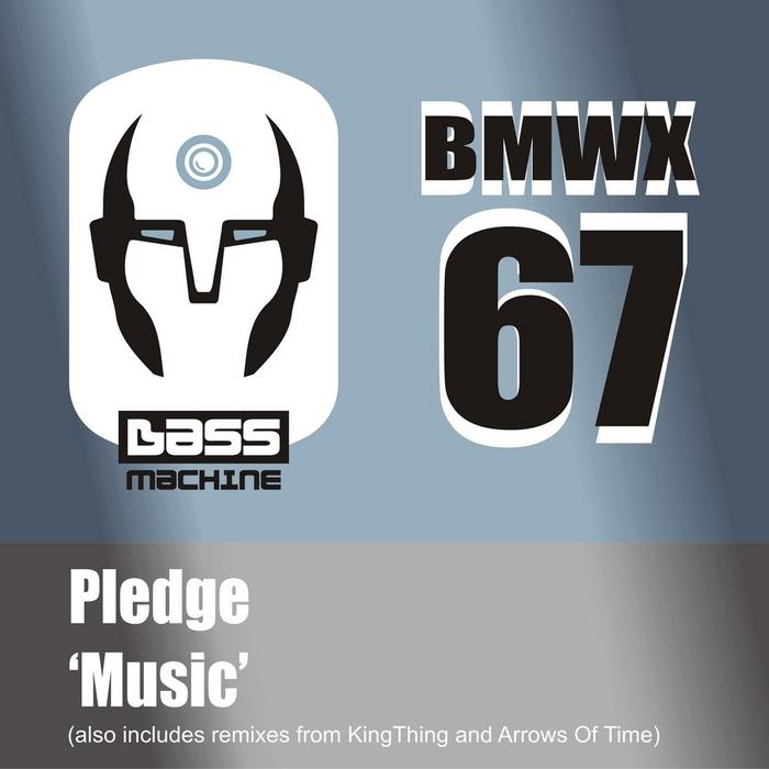 PLEDGE - Music