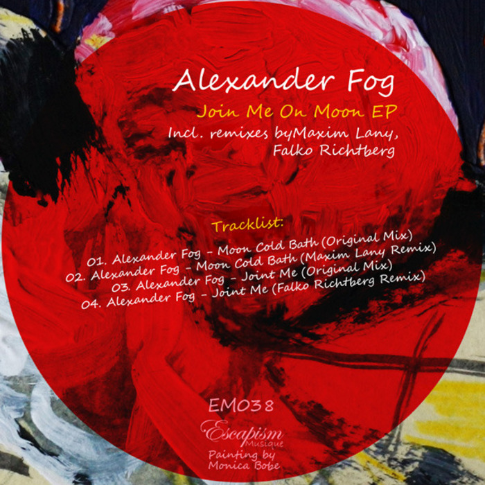 FOG, Alexander - Join Me On Moon EP