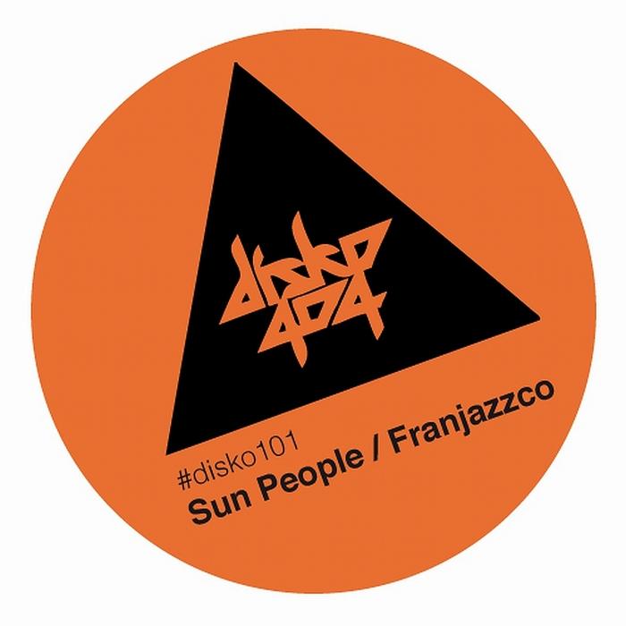 SUN PEOPLE/FRANJAZZCO - Split EP