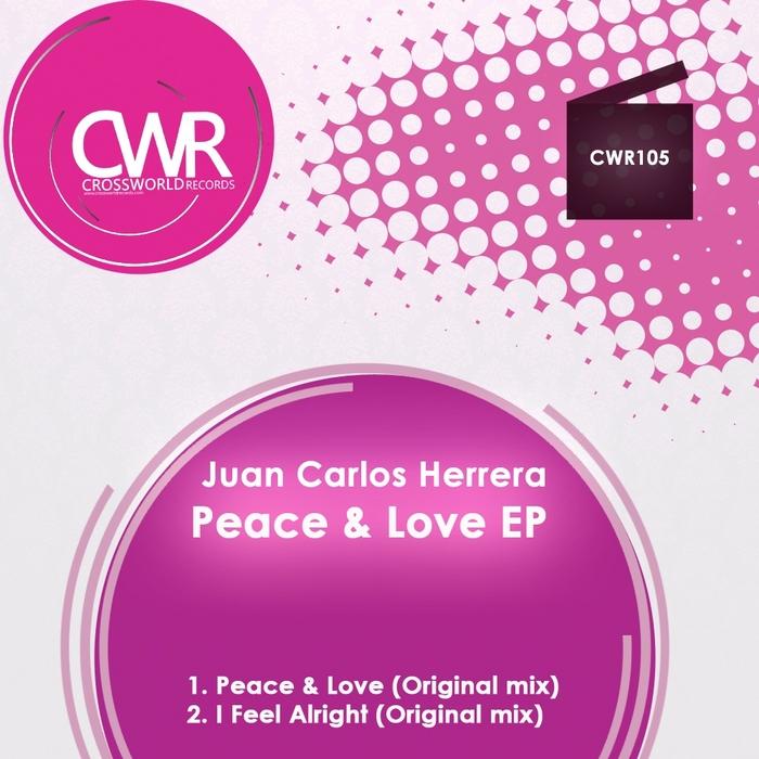HERRERA, Juan Carlos - Peace & Love
