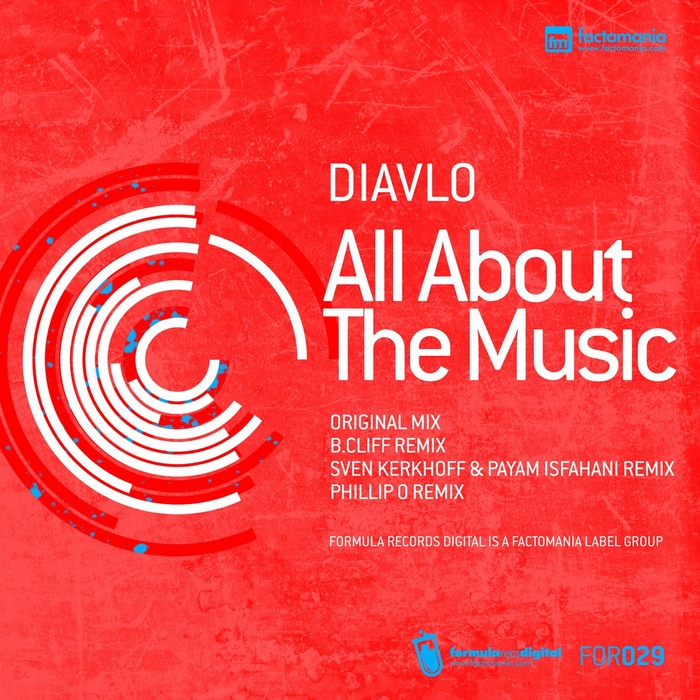 DIAVLO - All About The Music