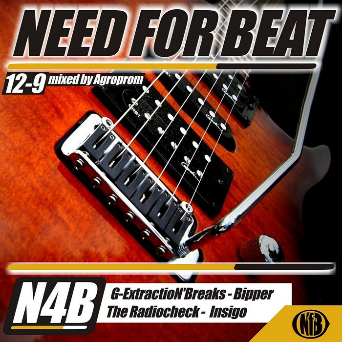 VARIOUS - Need For Beat 12-9
