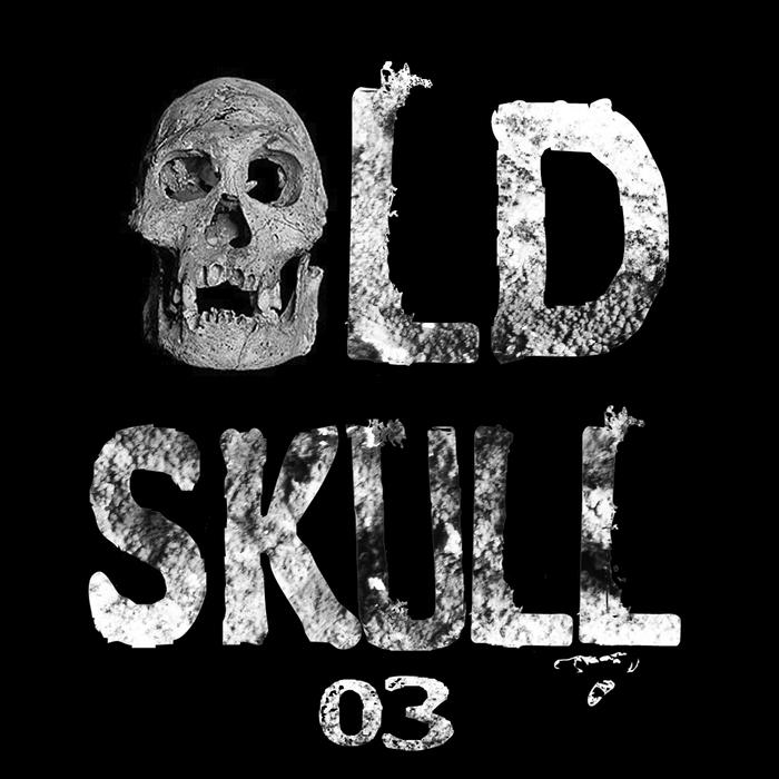 GOTEK/SAGSAG23/ALEXTREM/NEROPTIK - Old Skull Vol 3