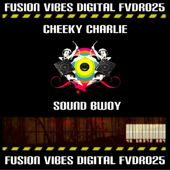 CHEEKY CHARLIE - Sound Bwoy