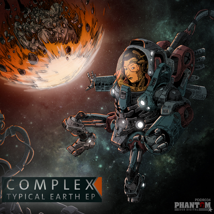 COMPLEX - Typical Earth EP
