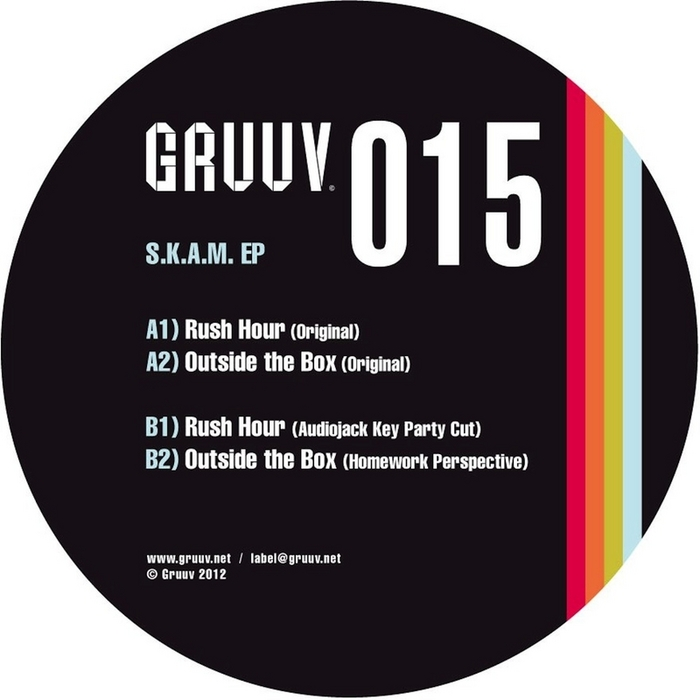 SKAM - Rush Hour EP
